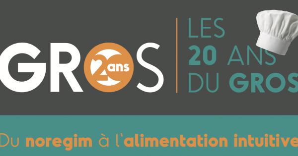 INSCRIVEZ-VOUS ! Participez aux 20 ans du G.R.O.S.
