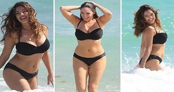 Selon la Science, voilà à quoi ressemble le corps idéal d'une femme …